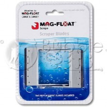 Mag-Float - Lames de rechange aimant Mag-Float Scrape