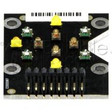 Module LED Mitras LX6200
