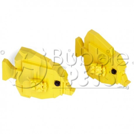 Lego - Yellow Tang - Zebrasoma flavescens - Chirurgien jaune