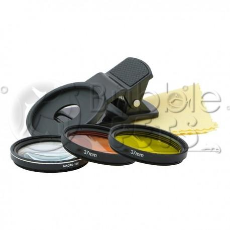 D&D - Coral Lens Photo Smartphone